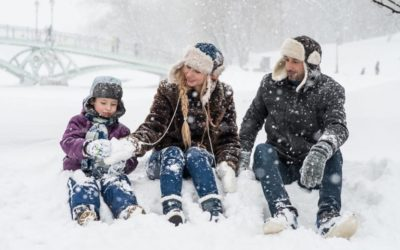 Winter Break: A Time to Reconnect with Family!